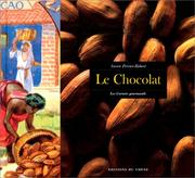 Cover of: Le Chocolat