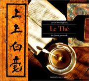 Cover of: Le Thé