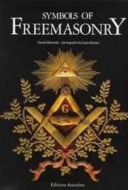 Cover of: Symbols of Freemasonry (Symbols of Religion) | Daniel Beresniak