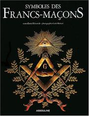 Cover of: Symboles des francs-macons
