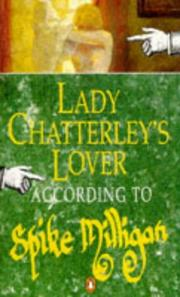 Cover of: Lady Chatterley's Lover: according to Spike Milligan