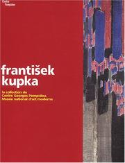 Cover of: Kupka Frantisek