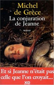 Cover of: La conjuration de Jeanne