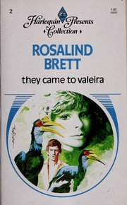 They Came to Valeira (Harlequin Presents Collection, #43)