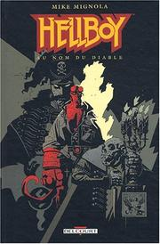 Cover of: Hellboy, tome 6