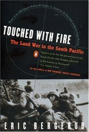 Cover of: Touched with Fire | Eric M. Bergerud