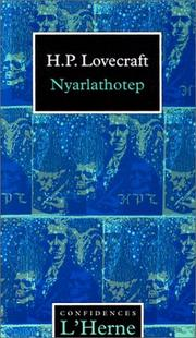 Cover of: Nyarlathotep