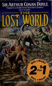 Cover of: The Lost World |