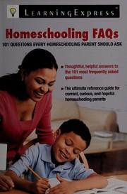 Homeschooling FAQS