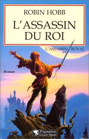 Cover of: L'Assassin Royal, tome 2: L'Assassin du roi