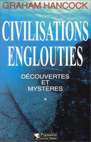Cover of: Civilisations englouties