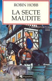 Cover of: L'Assassin royal, tome 8: La Secte maudite