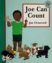 Cover of: Joe can count | Jan Ormerod