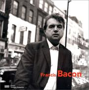 Francis Bacon by Francis Bacon