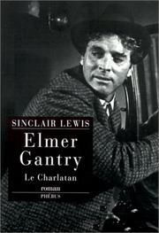 Cover of: Elmer Gantry