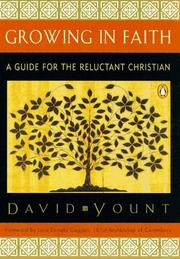Cover of: Growing in Faith | David Yount