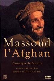 Cover of: Massoud l'Afghan