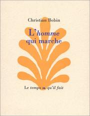 Cover of: L' homme qui marche