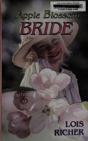 Apple blossom bride