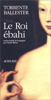 Cover of: Le roi ébahi