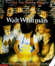 Cover of: Walt Whitman (Poetry for young people) | Walt Whitman