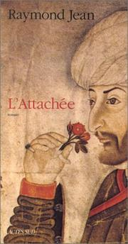 Cover of: L'attachee