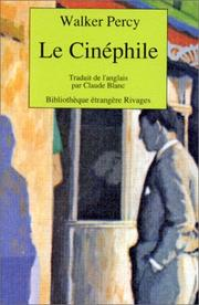 Cover of: Le cinéphile