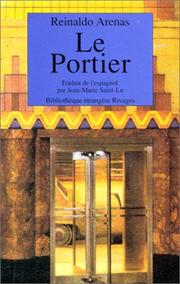 Cover of: Le portier