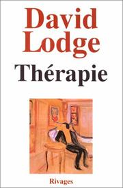 Cover of: Thérapie