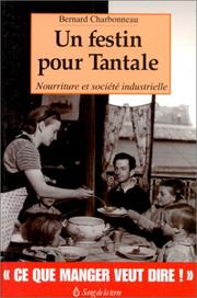 Cover of: Un festin pour Tantale
