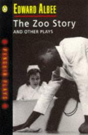 Cover of: The Zoo Story
