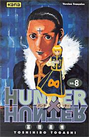 Cover of: Hunter X Hunter, tome 8
