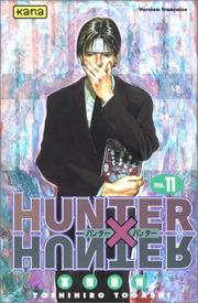 Cover of: Hunter X Hunter, tome 11