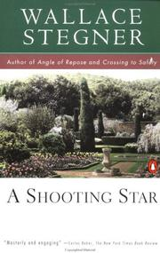 Cover of: A shooting star