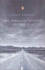 Cover of: The Penguin history of the United States of America