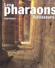 Cover of: Pharaons, Les