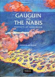 Cover of: Gauguin and the Nabis | Arthur Ellridge