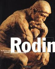 Rodin by Dominique Jarrasse, Jean-Marie Clarke