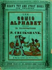 The comic alphabet