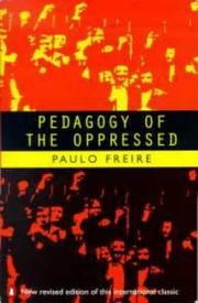 Cover of: Pedagogy of the Oppressed