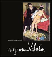 Cover of: Suzanne Valadon