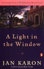 Cover of: A  light in the window | Jan Karon