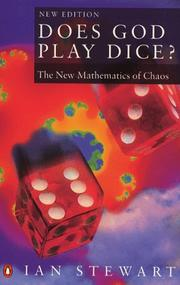 Cover of: Does God Play Dice?