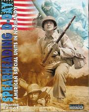 Cover of: Spearheading D-Day