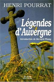 Cover of: Légendes d'Auvergne