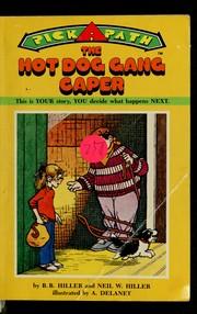 The Hot Dog Gang Caper (Pick-A-Path No 15)