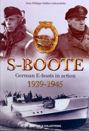 Cover of: German S-Boote at War | Jean Dallies-Labourdette