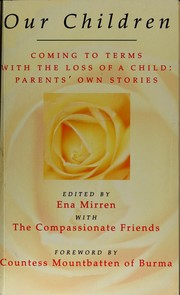 Cover of: Our children | Ena Mirren