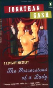 Cover of: The possessions of a lady: A Lovejoy Mystery