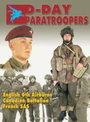 Cover of: D-DAY PARATROOPERS VOLUME 2 | Jean Bouchery